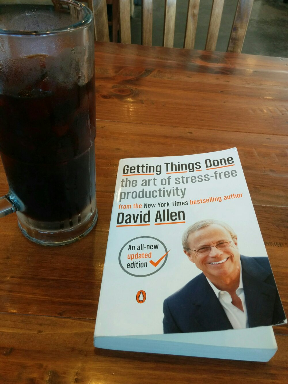 Cold Brew Coffee and GTD