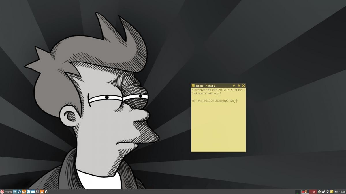Show my Desktop Sunday