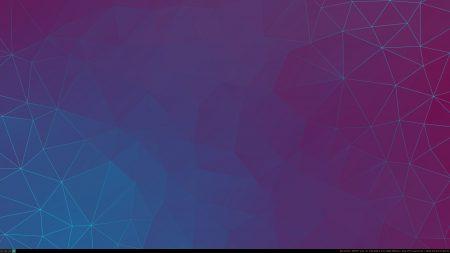 Sporting the Lubuntu 16.04 Wallpaper
