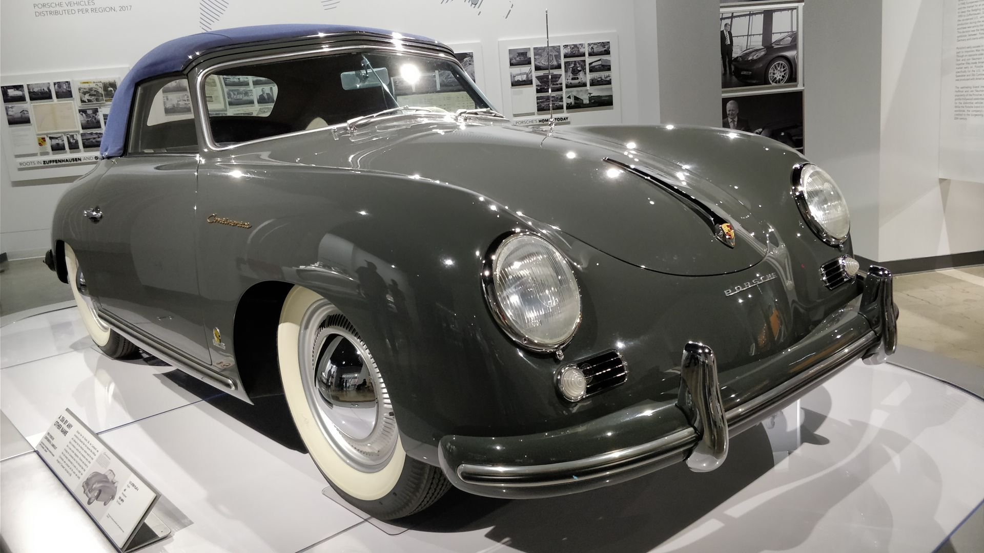 A photo I took at the Petersen Automotive Museum recently