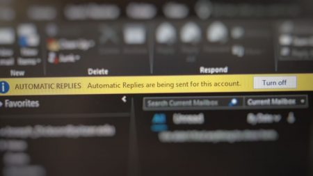 Out of Office / Automatic Replies