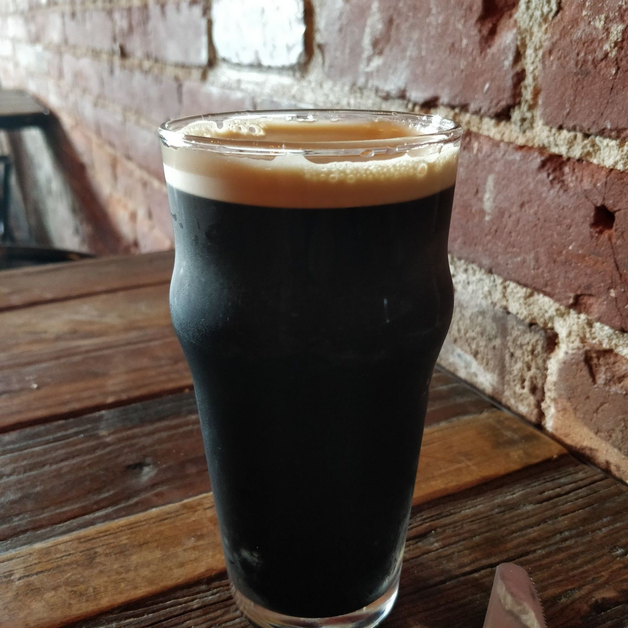 Coffee Milk Stout by Claremont Craft Ales