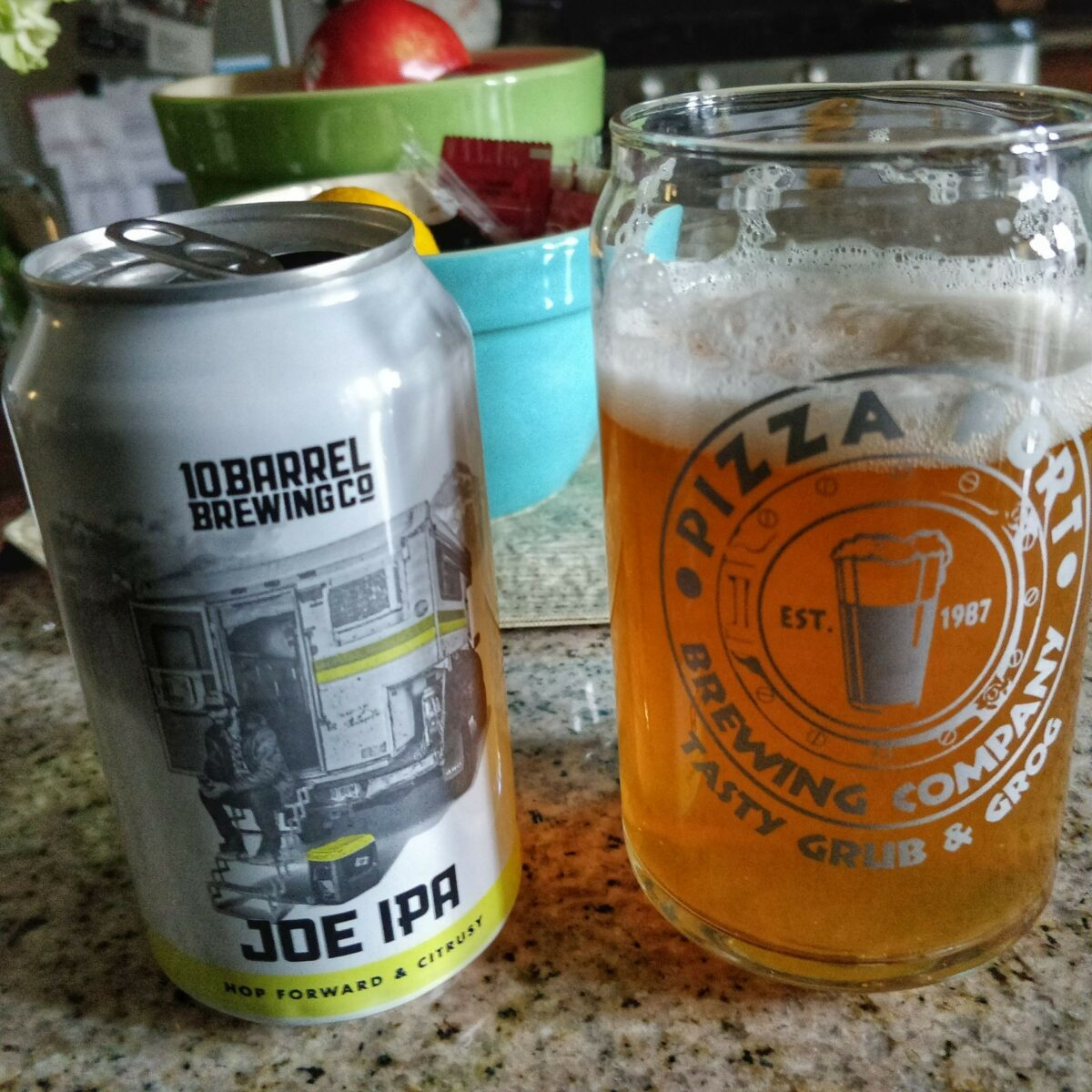 Joe IPA by 10 Barrel Brewing Company