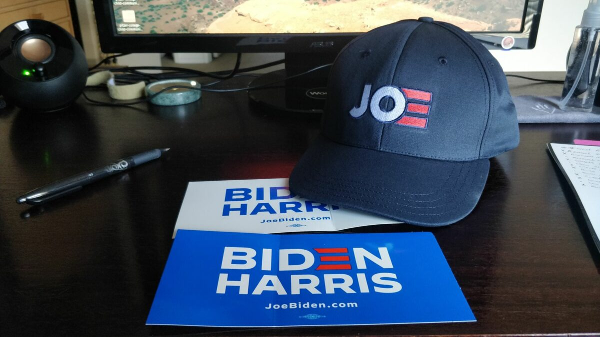 Joe Biden Campaign Gear