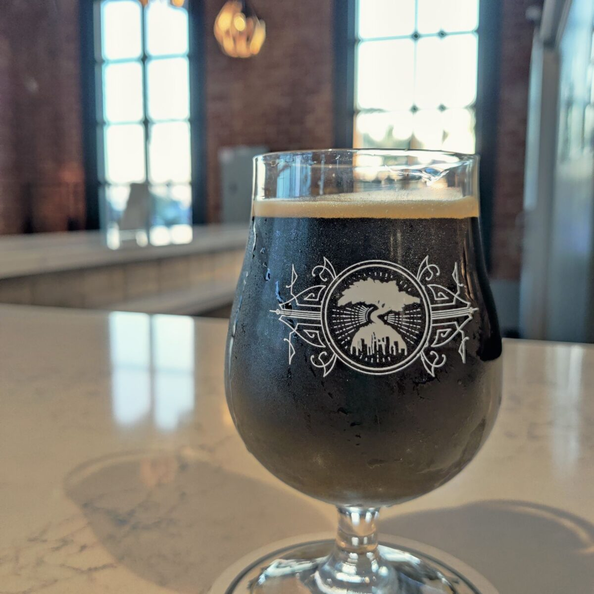 Is Ticking Clock (2020) by Smog City Brewing